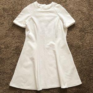 RIVER ISLAND White Short Dress Size 16